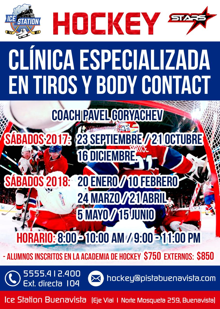 Clinica Hockey